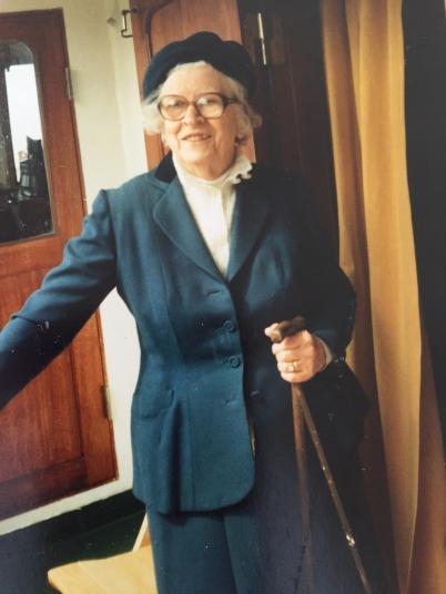 Helga Bäckström