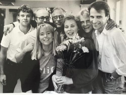 Paraden ca 1987